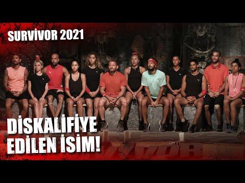 Survivor'a Devam Etme Şansı Yok! | Survivor 2021