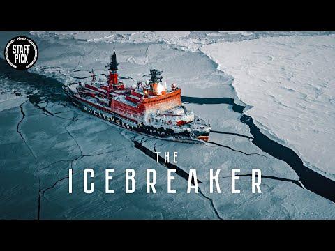 75 000 h.p. The Biggest Nuclear Icebreaker \ 75 000 л.с. Атомный Ледокол Ямал