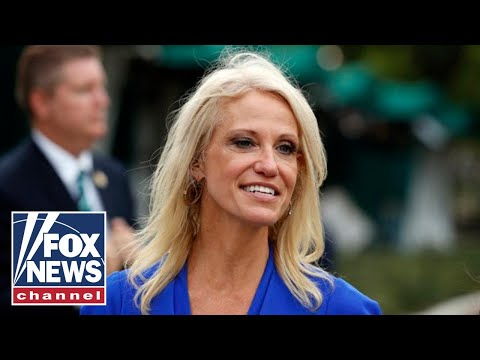 Kellyanne Conway tests postive for COVID-19