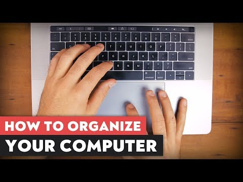 The Best Way to Organize Your Computer Files photo