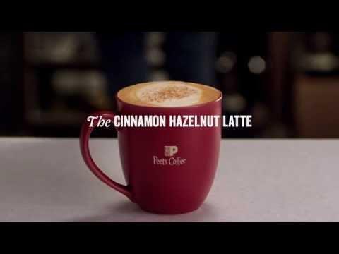 Peet's Coffee | The Cinnamon Hazelnut Latte