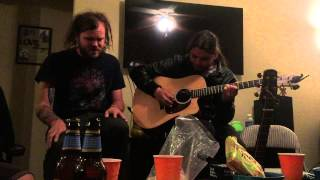 Megosh Body Works Reprise live!  Couch tour 2015 at Tom Finn's Treasure in Arizona