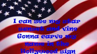 Victorious-Make It In America-Lyrics