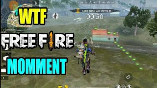 WTF moment in Free fire|| Free fire rank match tips and tricks|| Run Gaming