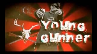 Young Gunner - Buckwild (Hick hop freestyle)