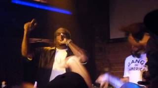Tha Dogg Pound - 'Serial Killer' Live @ L'Autre Zone, Quebec City, May 24th 2013.