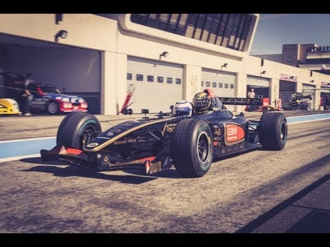 #UpForAFreeRide - Win an F1 Taxi Ride with Lotus F1 Team
