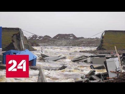 В Карелии подсчитывают ущерб от прорыва дамбы
