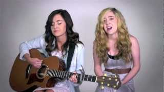 "Maroon 5 ""Payphone"" by Megan & Liz"
