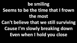 Trey Songz  Heart Attack Lyrics On Screen 2012