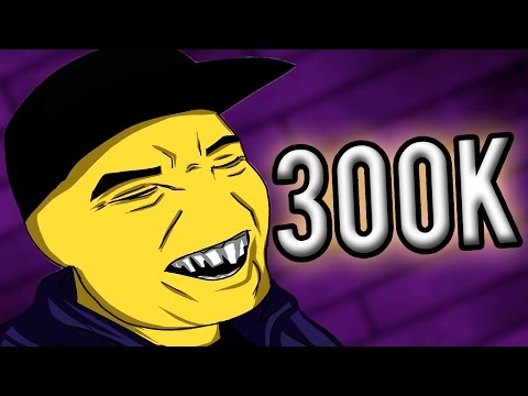 300,000 SUBSCRIBERS