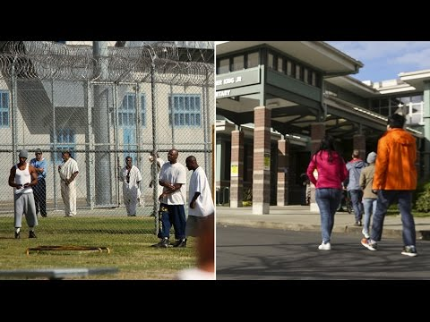 Maryland spending less on education, more on prisons