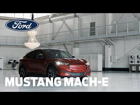 MUSTANG MACH-E v GRAVITY | Torque | Ford