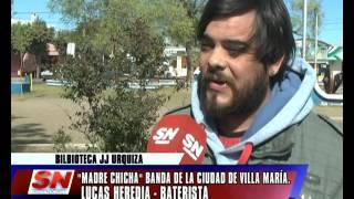 MADRE CHICHA UNA BANDA DE VILLA MARÌA