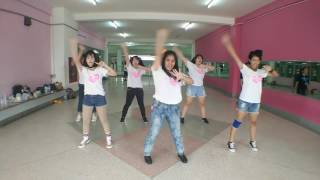 Kanojou's Live :: Sunny Day Song cut (Dance Practice )