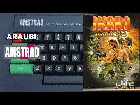 Ikari Warriors (Elite, 1987) Amstrad CPC [003-II] 2P con Jordi Alba Walkthrough Comentado