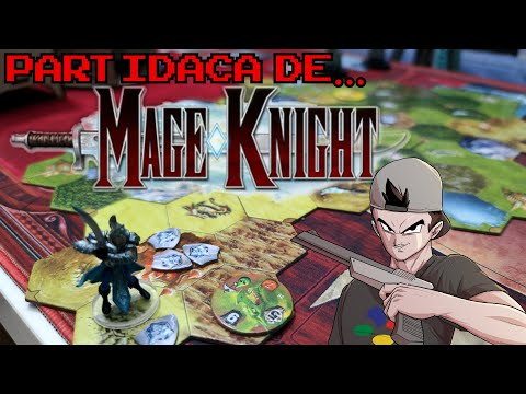 Mage Knight - Conquista en solitario || PARTIDACA!