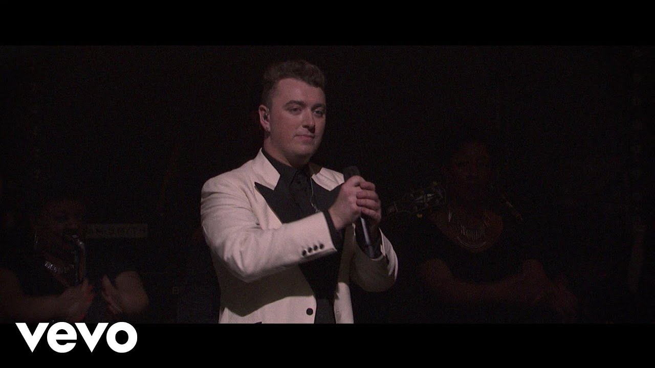 Vivid Seats Sam Smith The Thrill Of It All Tour Oakland Ca