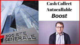 Boost: i nuovi certificati Cash Collect di Société Generale