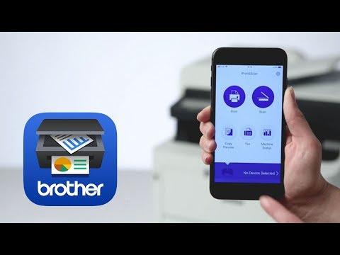 Brother iPrint&Scan – Fotos und Bilder drucken mit Smartphone und Tablet