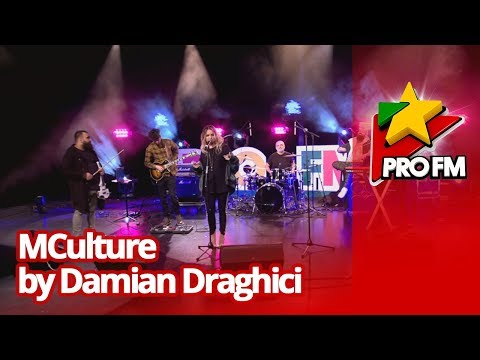 MCulture by Damian Draghici - Nu te las (Cristine Popa) | ProFM LIVE