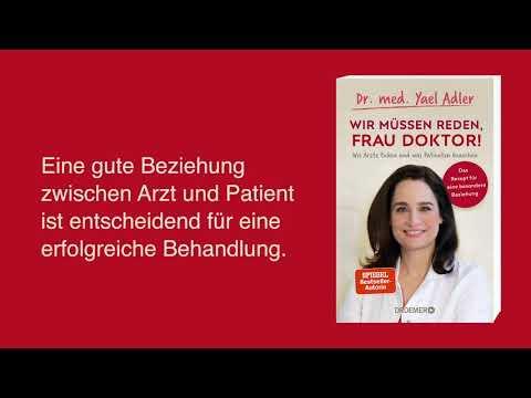Dr. Yael Adler - Wir müssen reden, Frau Doktor!