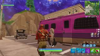 Fortnite - A few inches later