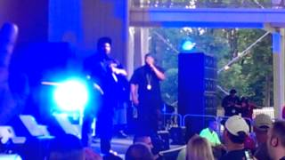 Ice Cube - 'You Know How We Do It' Live @ CMAC, Canandaigua, NY 6-22-13 Kings Of The Mic