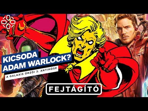 Kicsoda Adam Warlock, A galaxis őrzői vol. 3. antihőse?