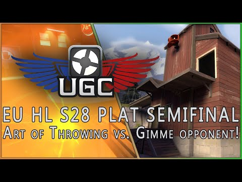 UGC EU HL S28 Plat Semifinal: Art of Throwing vs. Gimme opponent!
