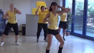 رقصة زومبا للتخسيس (الاصلية) #1