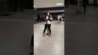 Demo Kizomba au Studio LMK Danse - Lourenço & Sabrina