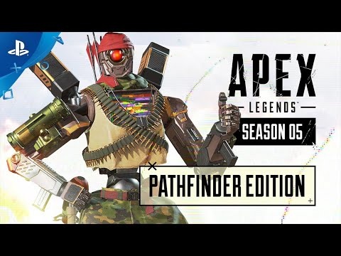 Apex Legends - Pathfinder Edition Trailer | PS4