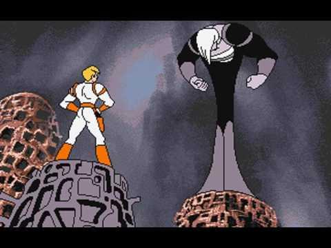 Space Ace II: Borf's Revenge (ReadySoft, Sullivan Bluth) (MS-DOS) [1991]