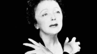 "Edith Piaf  ""Les Mots d'amour"""