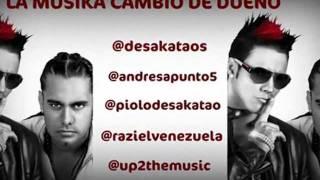 """SI TE PORTAS MAL (con letra) """"ANDRES Y EL PIOLO"""" DESAKATAOS MERENGUE  2012"""