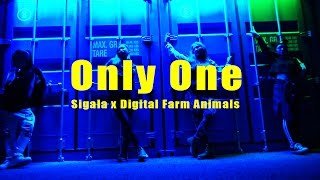 Sigala x Digital Farm Animals - only one ll CHOREOGRAPHY- JwhyC