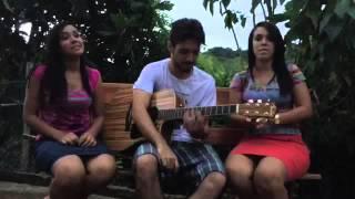 Meu primeiro amor - karine Paula part. Diogo Oliveira & Kamila Oliveira (cover Priscilla Alcantara)