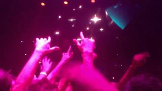 R3hab giving New York a wonderful shoutout at Pacha NYC