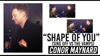 Conor Maynard // Shape Of You (SING OFF vs. The Vamps) || Traducido al Español