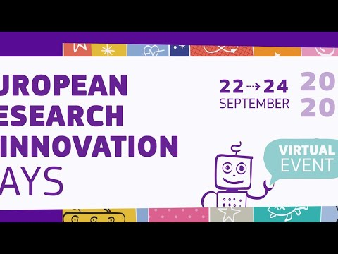 European Research and Innovation days Opening Ceremony photo