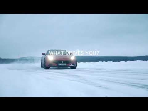 LULEÅ DRIVE // Driving on the frozen sea