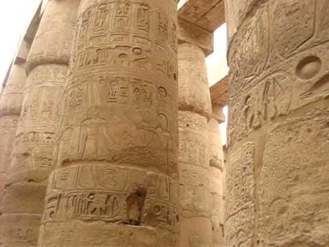 Karnac Temple – Luxor, Egypt