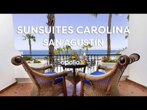 Hotell Sunsuites Carolina i San Agustín på Gran Canaria