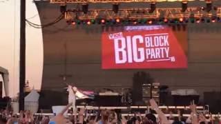 Montel Jordan - This Is How We Do It - Live
