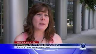 Extensión del TPS para salvadoreños
