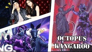 || THE MASK SINGER THAILAND || Octopus X Kangaroo