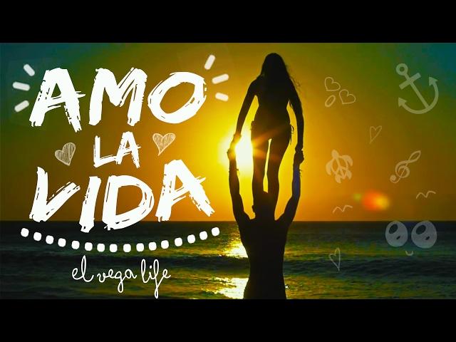 Videoclip oficial de 'Amo La Vida' de El Vega Life.