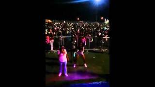 DJ Kingsley & Tshireletso (percussions) 25 Dec at Mohlakeng Stadium