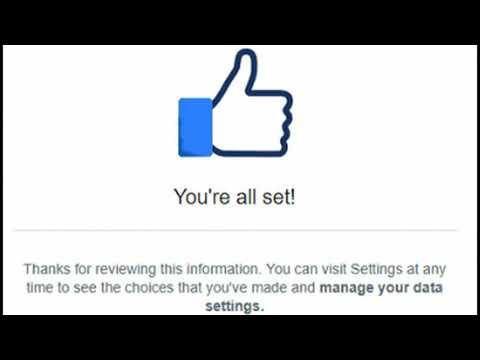 Facebook Accused of 'Tricking' Users Into Signing Privacy Agreement